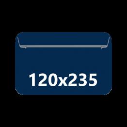 Sobres Máximo Normalizado 120x235