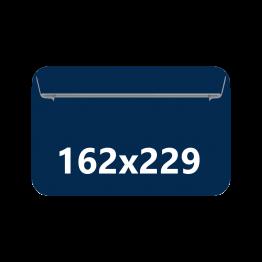 Sobres media holandesa, tamaño: 162x229