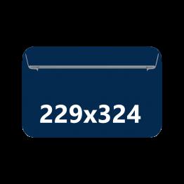Sobres DIN C-4, tamaño 229x324